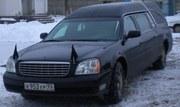 Катафалк Cadillac Deville