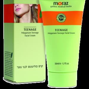 Лечебный крем для подростков Moraz Teenage