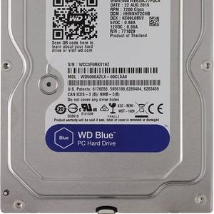 Жесткий диск  Western Digital Blue 500GB WD5000AZLX 3.5 SATAIII