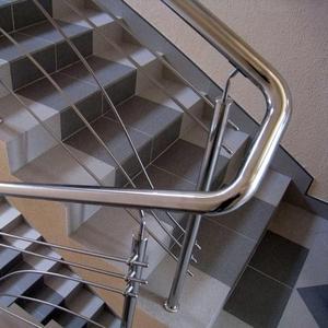 Монтаж металлоконструкций и ограждений из нержавеющей стали