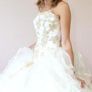 Продам свадебное платье р-р 42-44