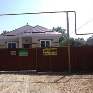 Дом 130 м2 на участке 9 сот.