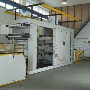 Флексопечатные машины BILGILI от турецкого производителя