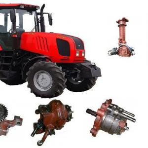 Запчасти для грузовых автомобилей и тракторов
