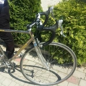Титановый шоссейный велосипед ETT 540