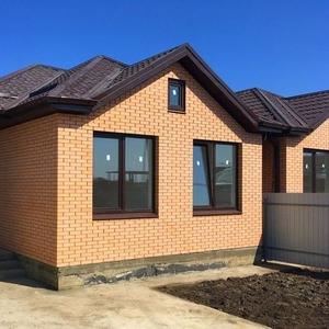 Дом в Краснодаре по цене квартиры.Опыт строительства.Договор.Смета.