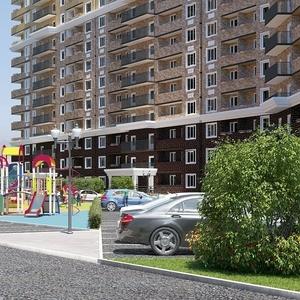 Продам 1 комнатную квартиру с ремонтом в Краснодаре,  Славинский район СМР
