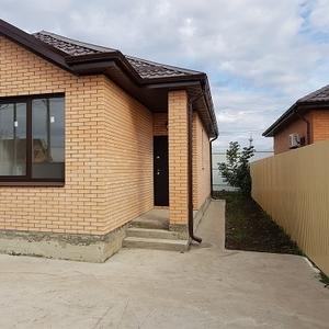 Продажа домов в Краснодаре 90кв.м на 3 сотках