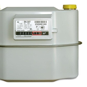 Коррекция работы газовых счётчиков