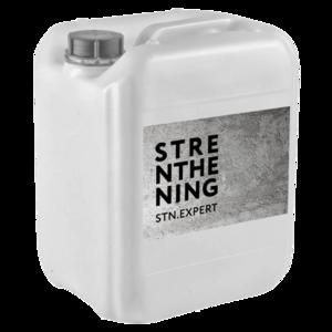 Пропитка для бетона повышение прочности,  остановка шелушения