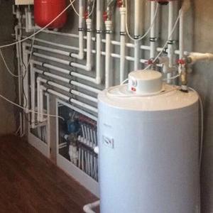 Отопление под ключ,  вода,  канализация,  теплый пол