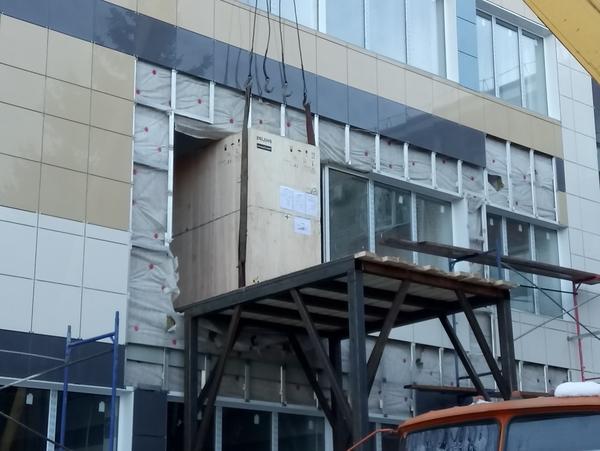 Такелажные услуги по ЮФО и России 7