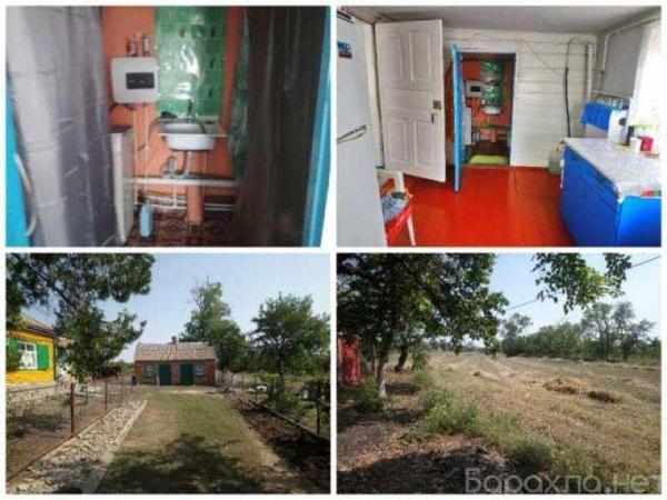 Продам газифицированный дом,  с. Екатериновка 2