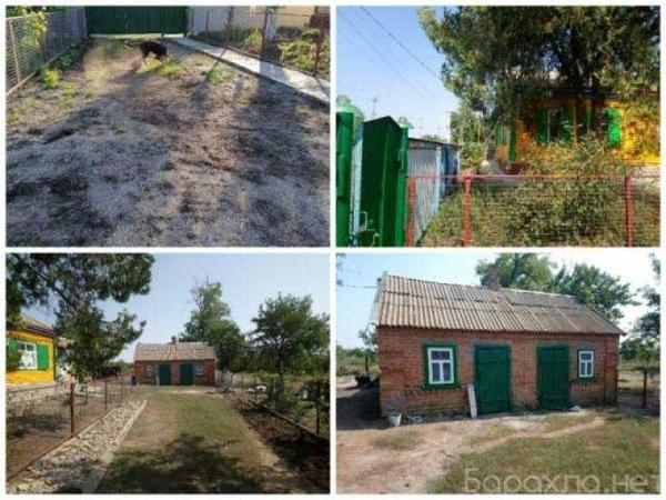 Продам газифицированный дом,  с. Екатериновка