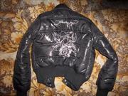 Продаётся зимняя куртка .Размер XSS.