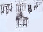 Куплю старинную (антикварную) мебель