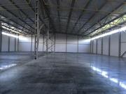 Продаю производственную базу на 50 сотках,  теплое помещение площадью 2100 м2.