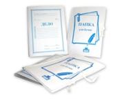 Папки и скоросшиватели из картона