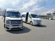 Оказываю услуги по перевозке пассажиров на автобусе вместимостью 20 ме