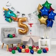 Оформление детских праздников в Краснодаре.Воздушными шарами.